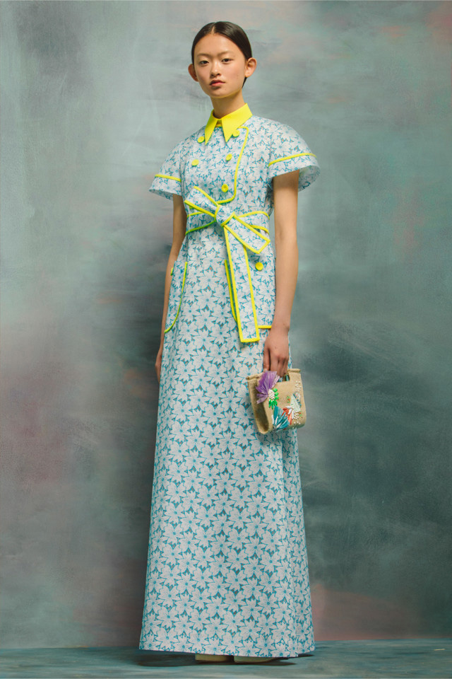 Delpozo Resort 2017 Collection