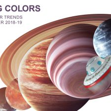 Lenzing Color Trends Autumn/Winter 2018/2019