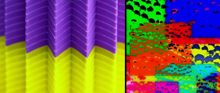 ISPO Textiles Trends Spring/Summer 2018 - TEXTILE TREND III – VIGOR