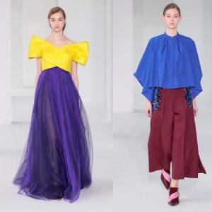 Dress fashion for winter 2018