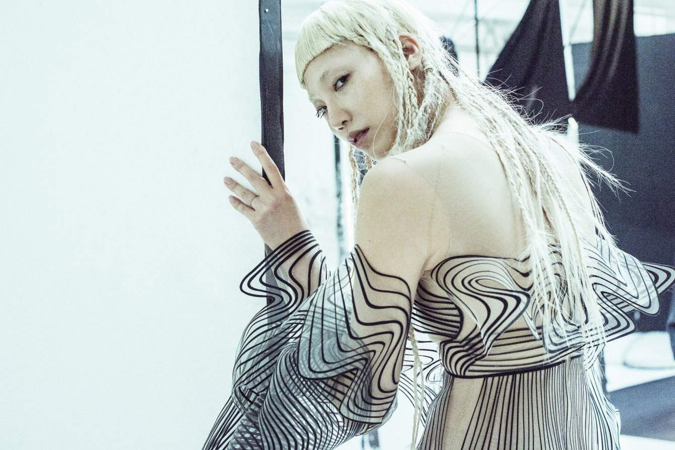 Iris Van Herpen's Couture Collection: Aeriform