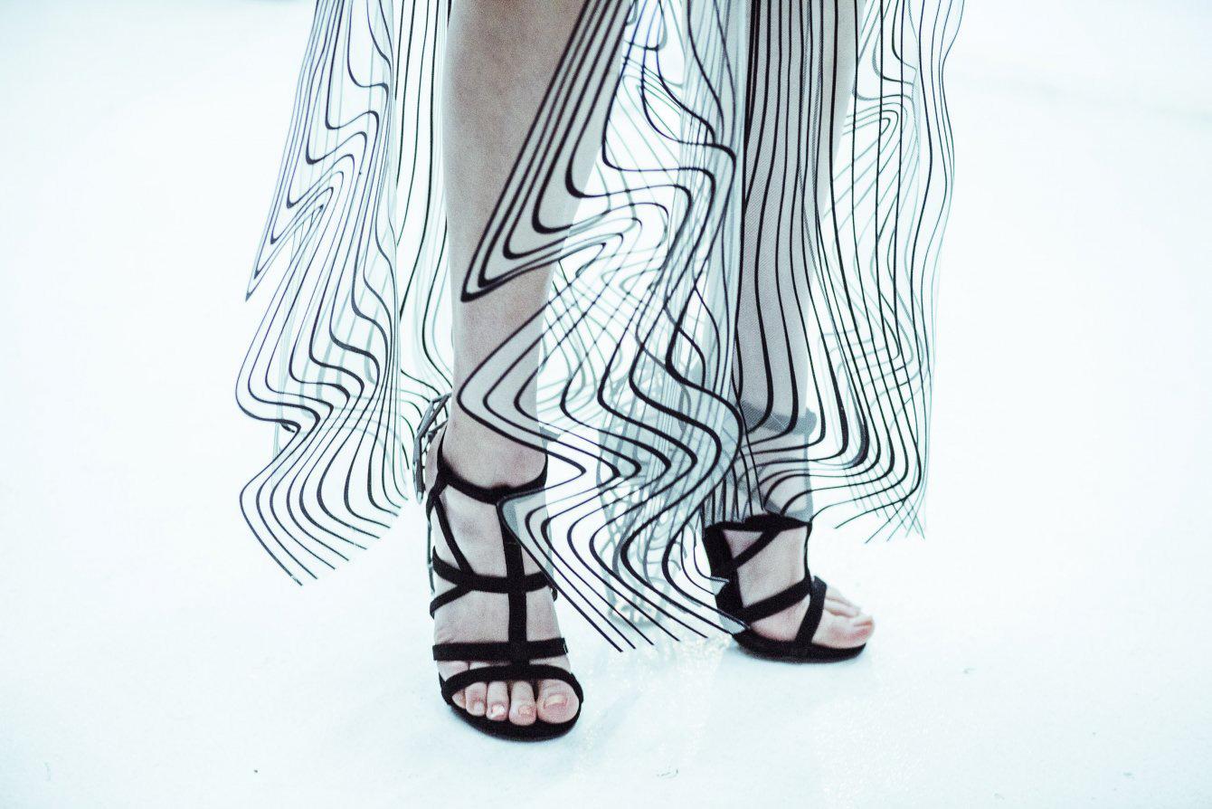 Iris Van Herpen's Couture Collection: Aeriform