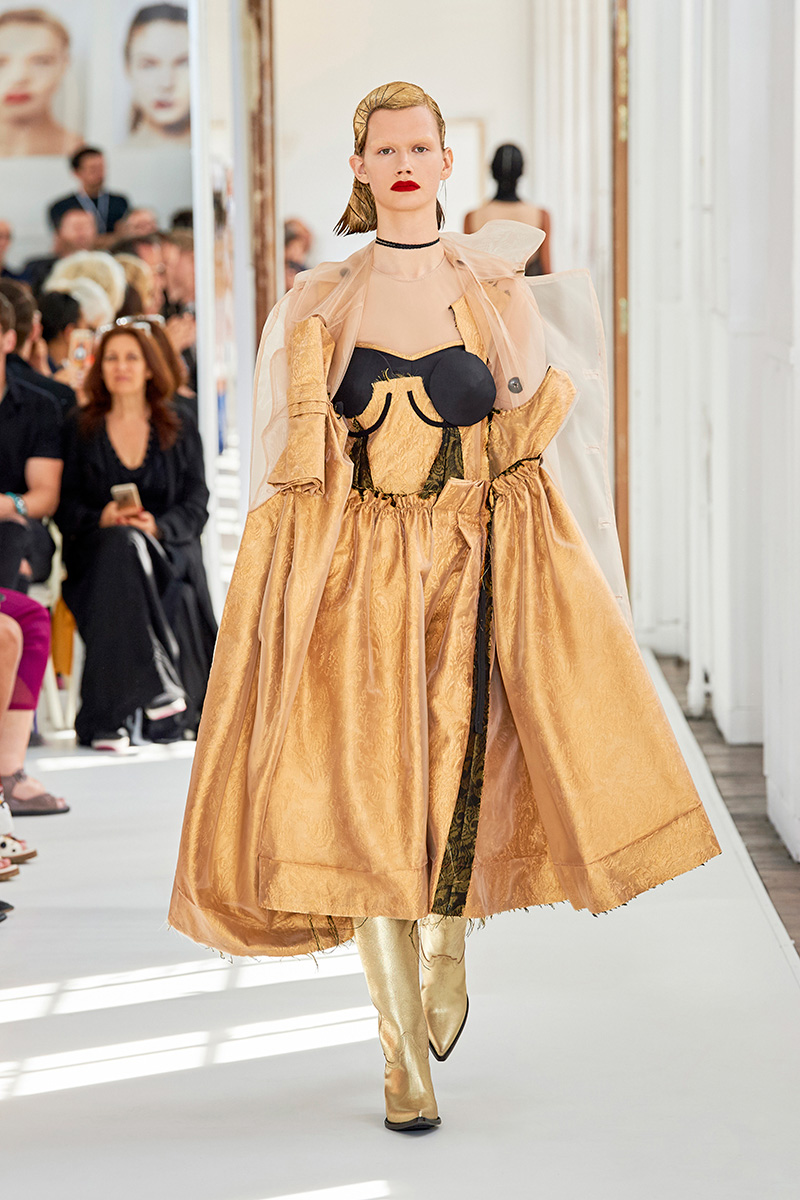 Maison Margiela Artisanal Couture Autumn/Winter 2017/2018