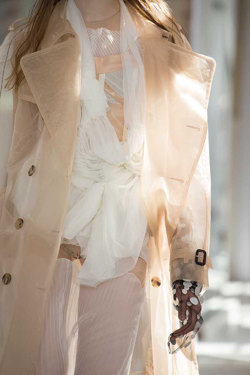 Maison Margiela Artisanal Couture Autumn/Winter 2017/2018 | Detail