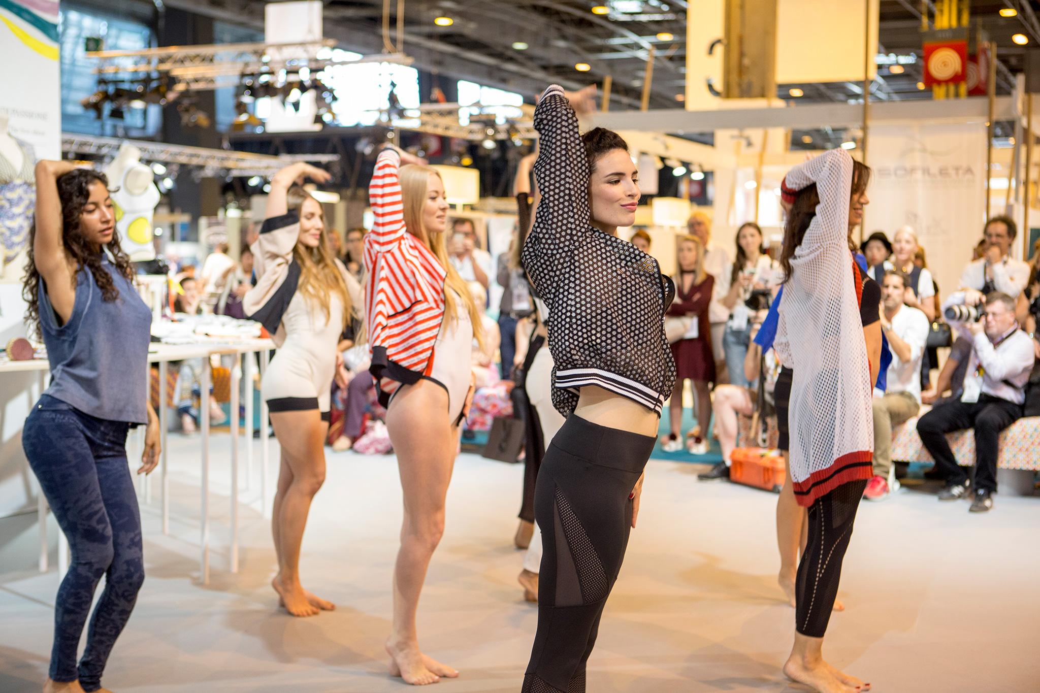 Momenti di Passione Fashion Show, Image ©Angel's Sea Studio, Courtesy of Eurovet