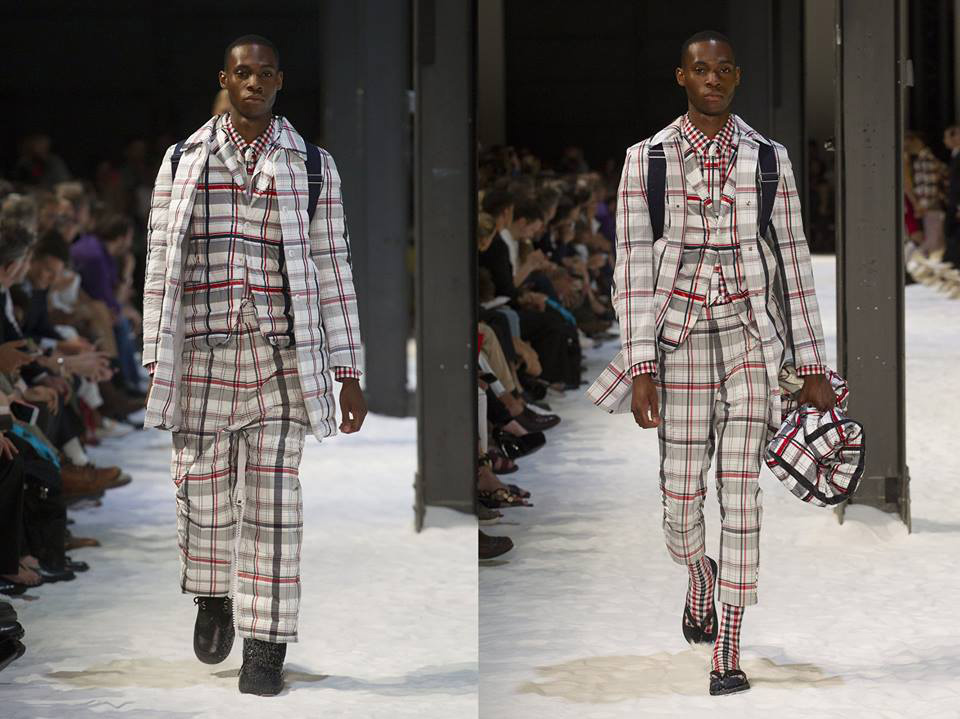 Moncler Gamme Bleu Spring/Summer 2018 Collection