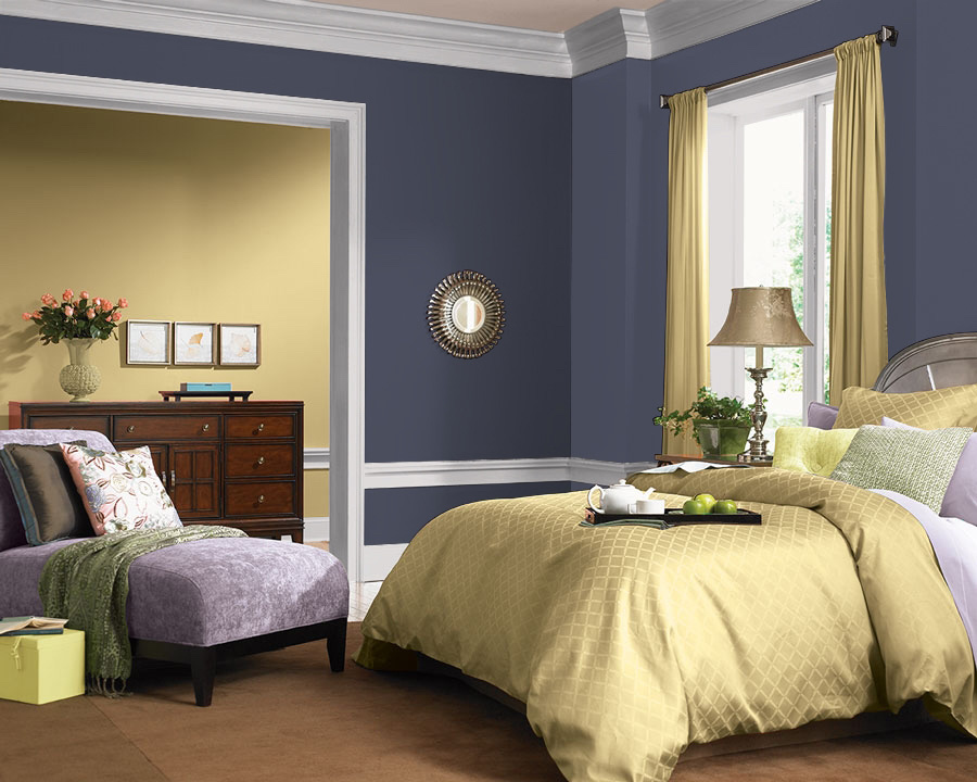 Ppg 2018 color of the year ppg1043 7 black flame fashion trendsetter Best bedroom paint colors 2018