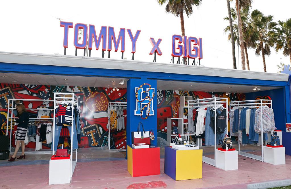 Tommy Hilfiger Spring 2017 TOMMYNOW Fashion Show