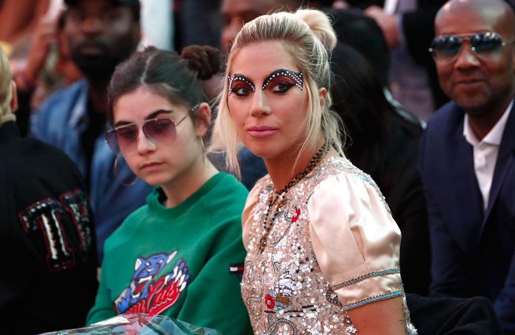 Tommy Hilfiger Spring 2017 TOMMYNOW Fashion Show - Lady Gaga