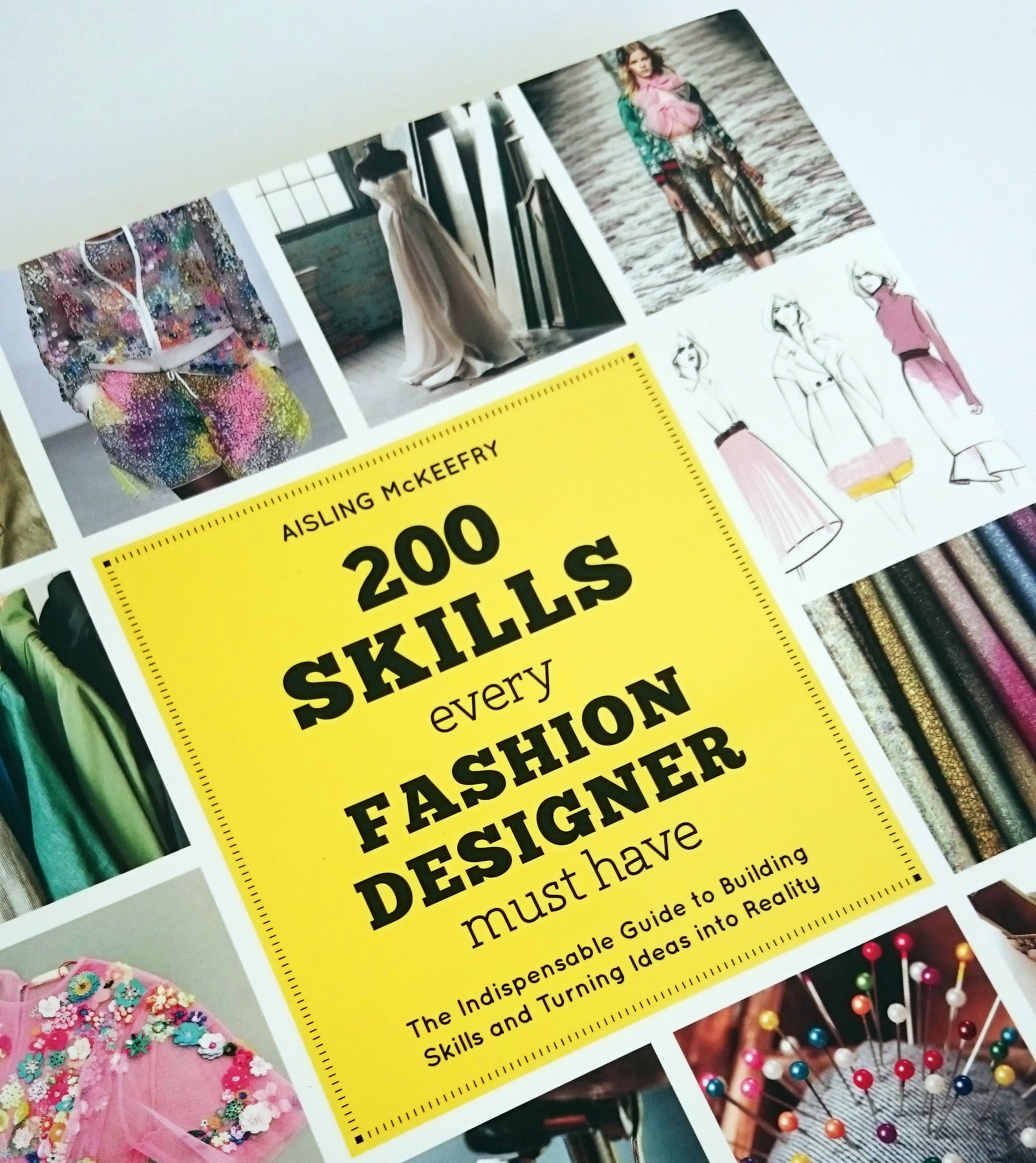 Book 200 Skills Every Fashion Designer Must Have Fashion Trendsetter