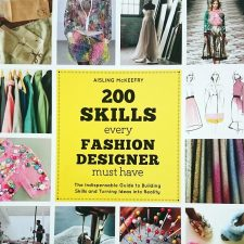 BOOK | 200 Skills Every Fashion Designer Must Have