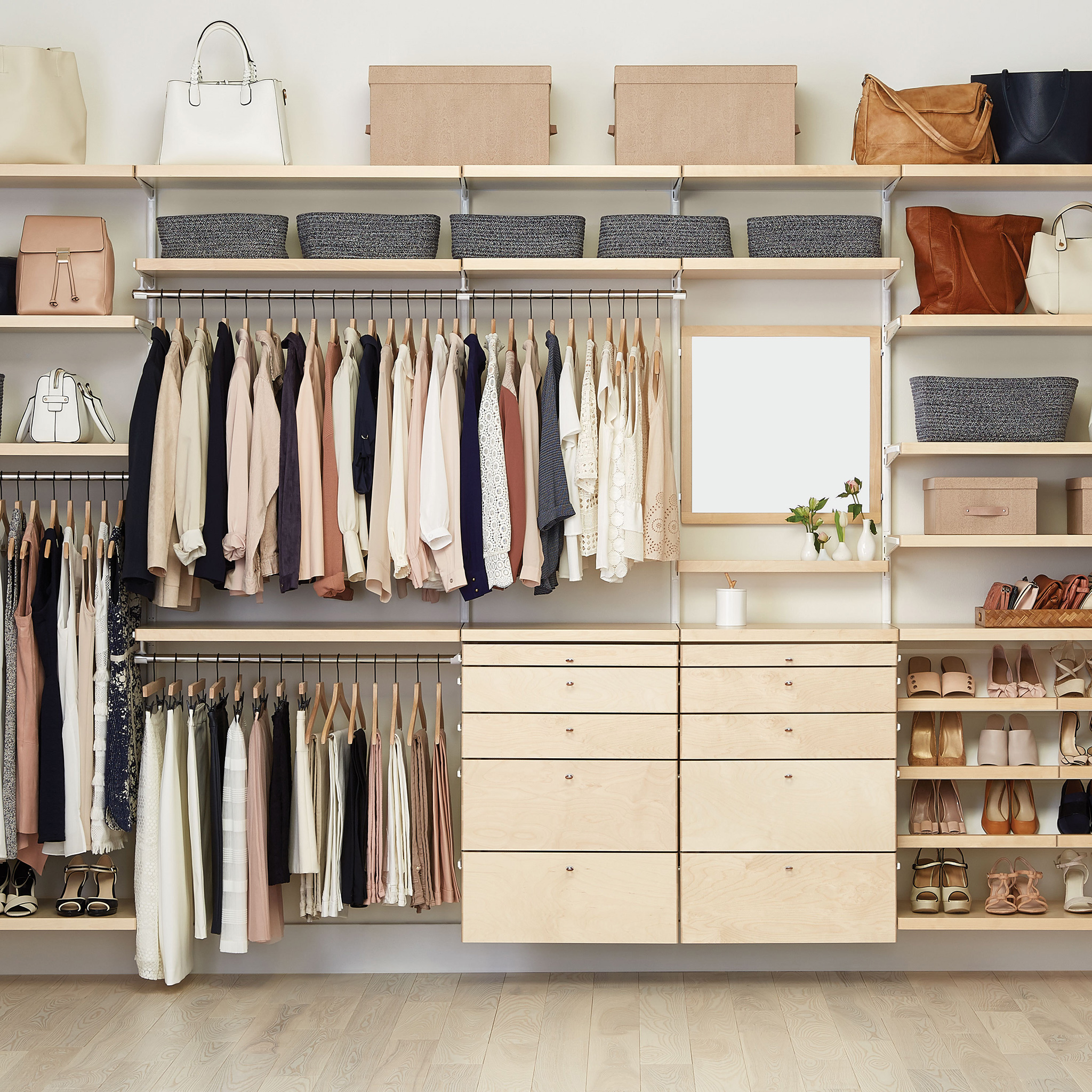 A Contained Home Organizer comes to you to help organize & plan your space.