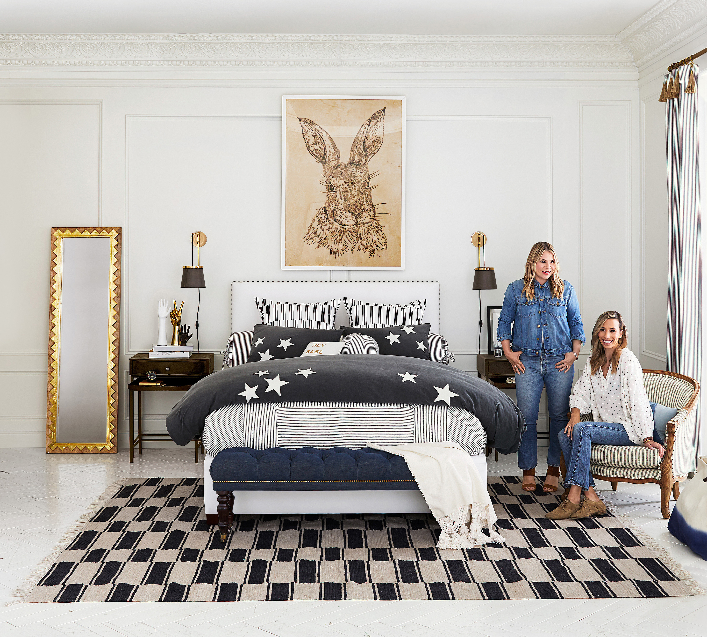 Pottery Barn Furniture In Store Pickup: Pottery Barn Debuts Home Collaboration With Emily Current