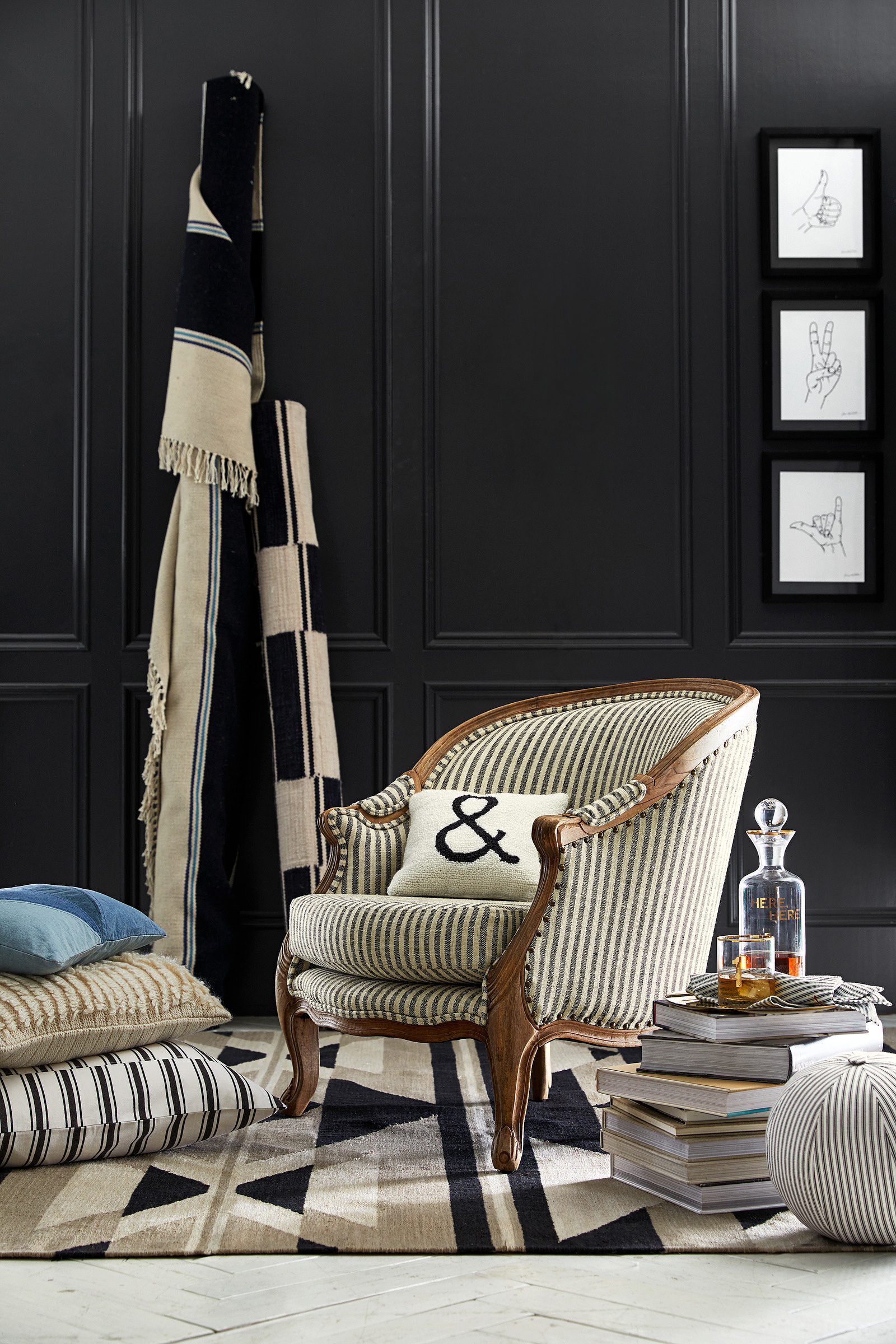Pottery Barn Debuts Home Collaboration With Emily Current