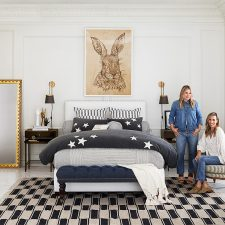 Pottery Barn Debuts Home Collaboration with Emily Current and Meritt Elliott