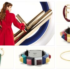 Fendi Fashion Jewellery for Fall
