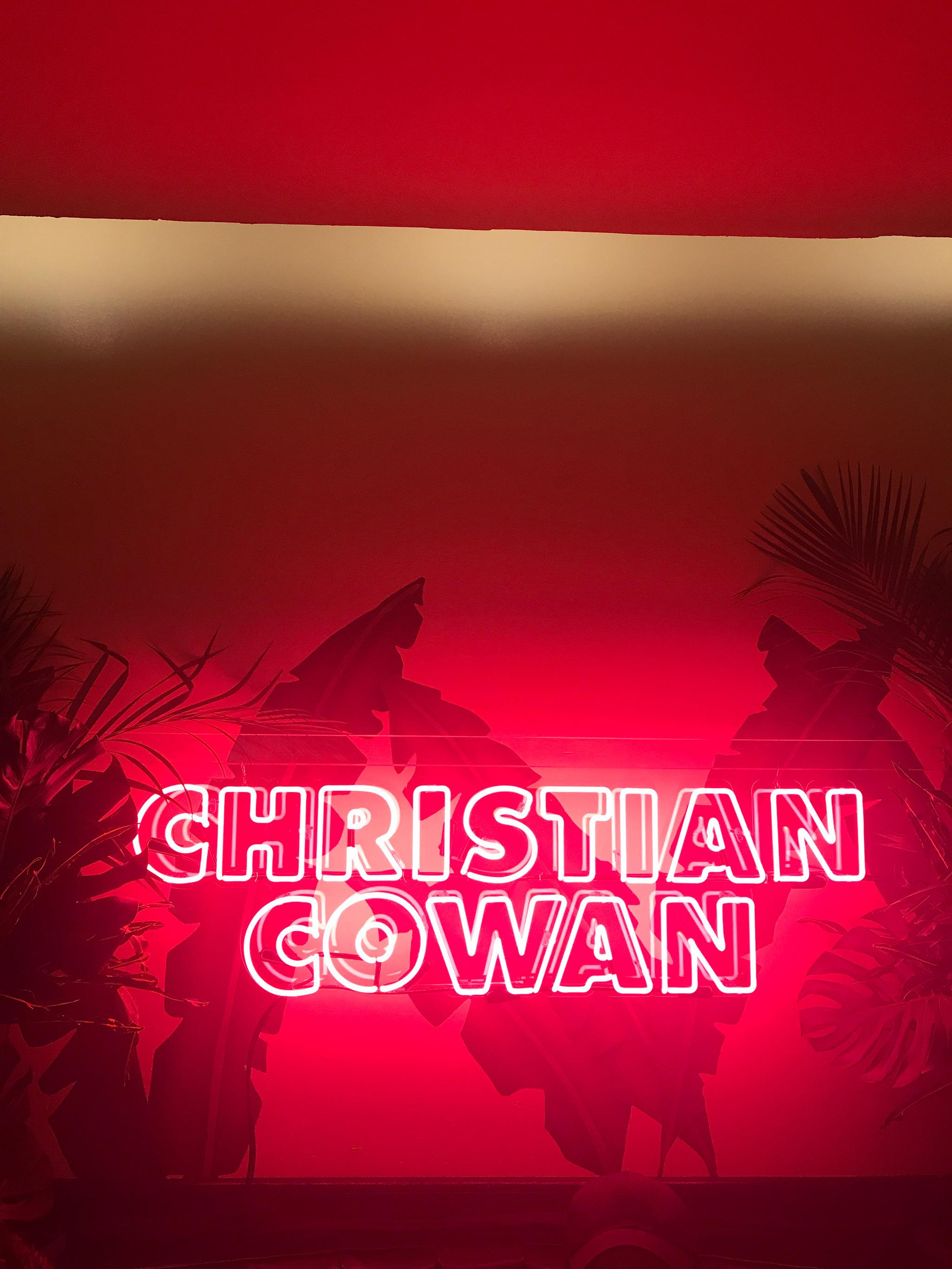 Christian Cowan S/S 2018 | NYFW Runway