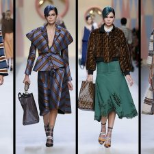 Fendi Spring/Summer 2018 Collection