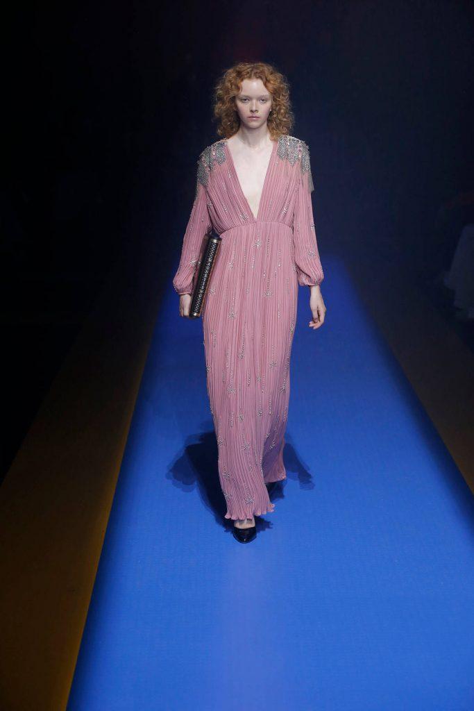 Gucci spring summer 2018 dresses 2018