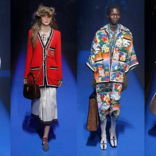 Gucci Women's and Men's Spring Summer 2018 Collection