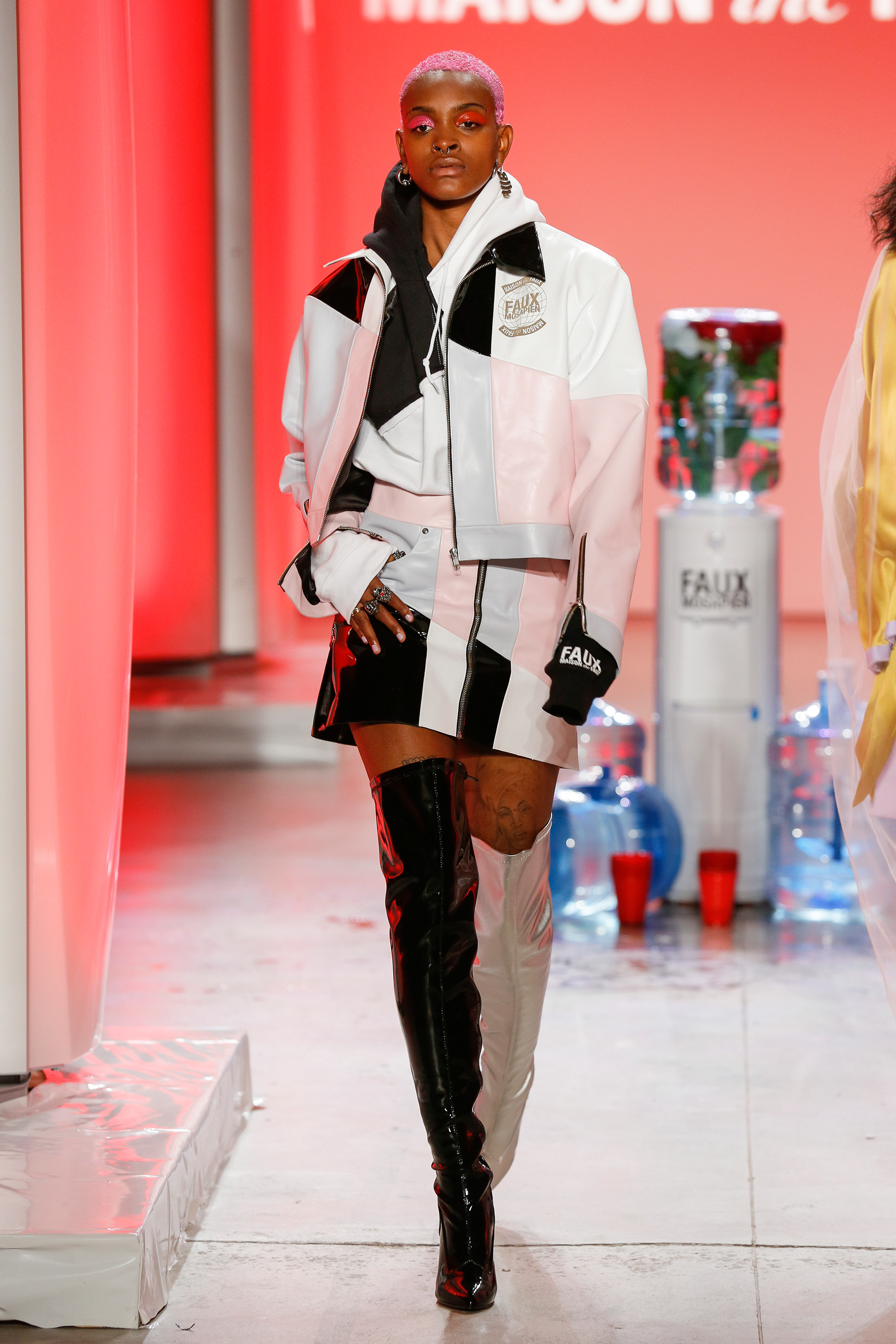 Maison the faux spring summer 2018 collection fashion for Maison fashion