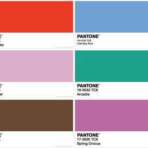 Pantone fashion and home colour guide 86