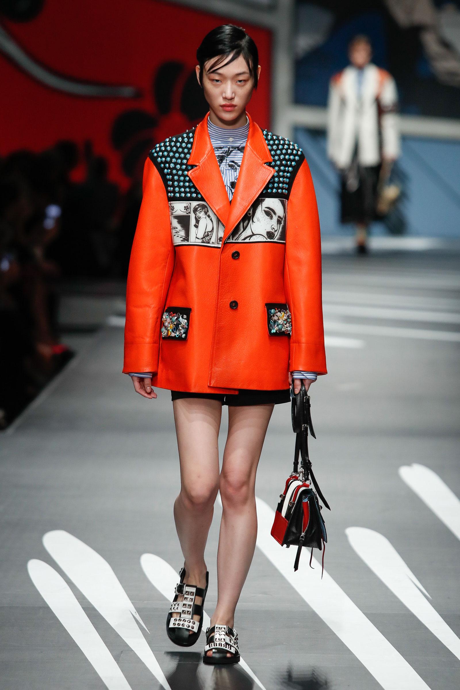 Prada clothing for women