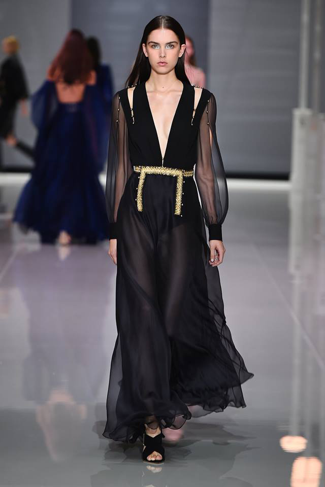 Ralph russo spring summer 2018 pr t porter collection for Pret a porter