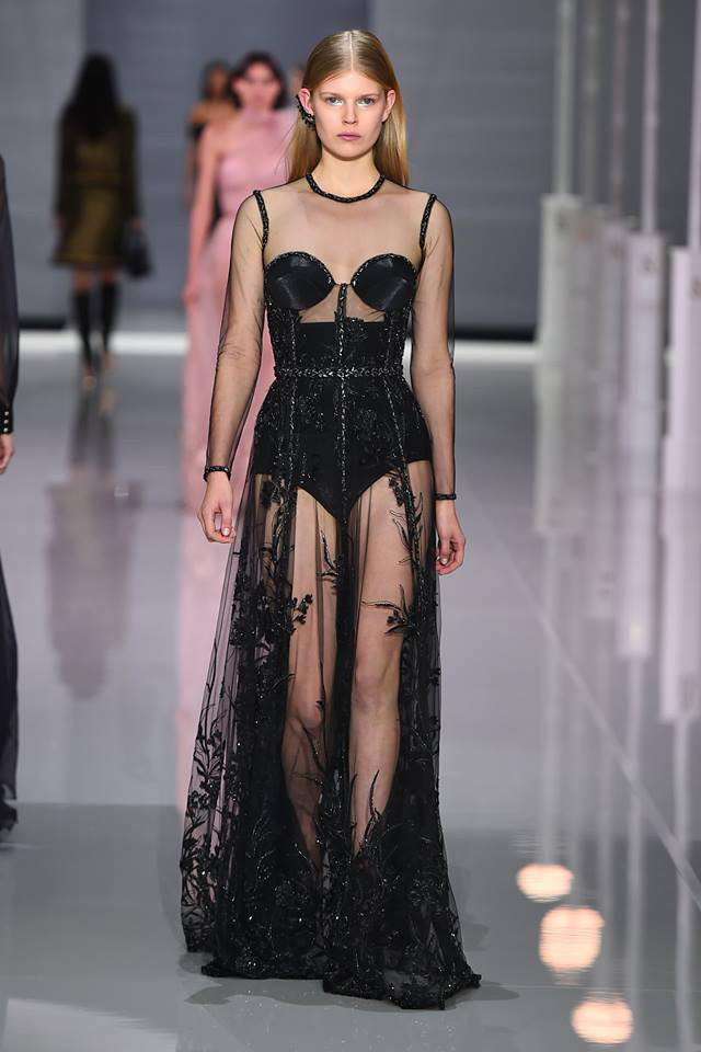 Ralph & Russo Spring/Summer 2018 Prêt-à-Porter Collection