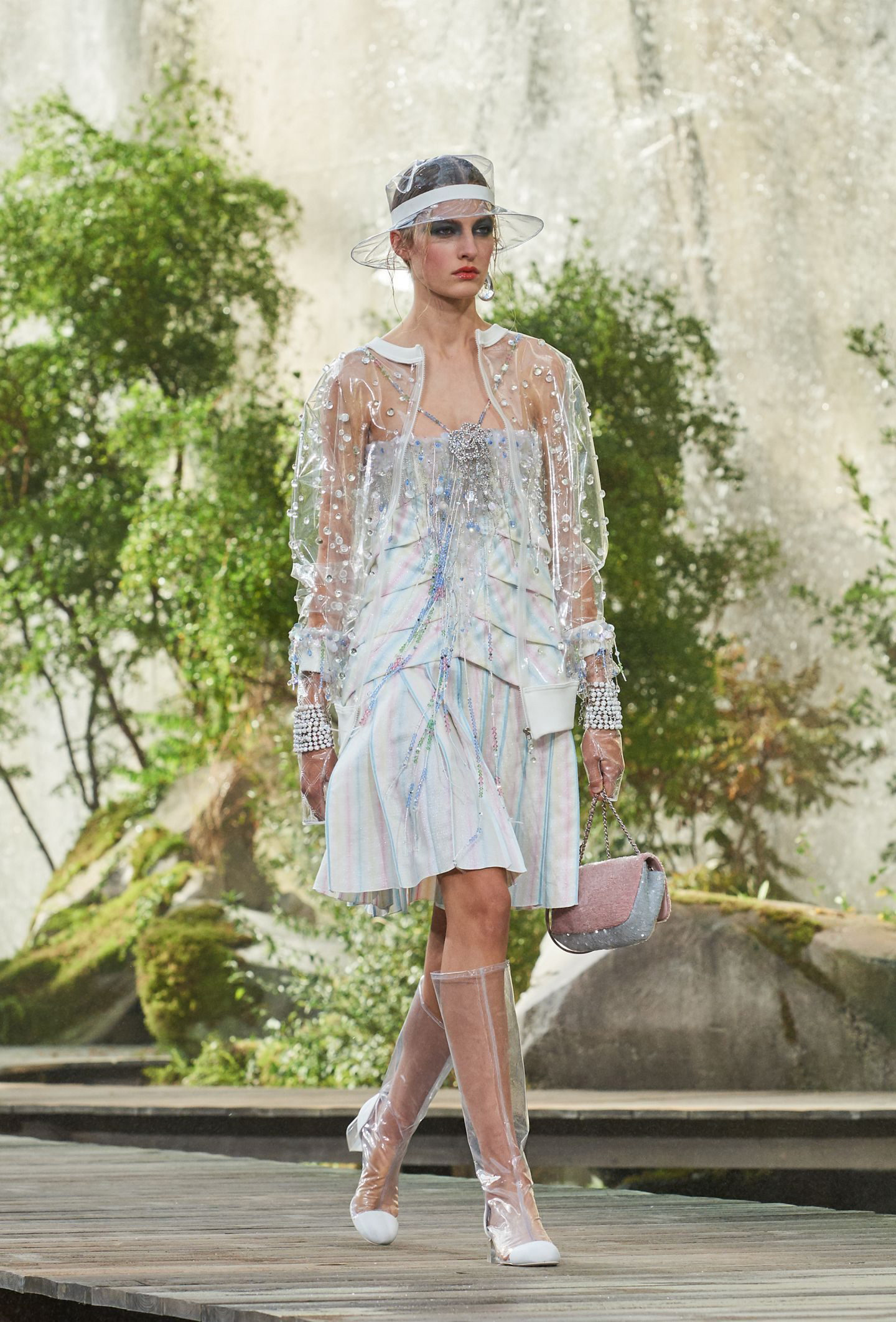 foto de Chanel Spring/Summer 2018 Ready to Wear Collection