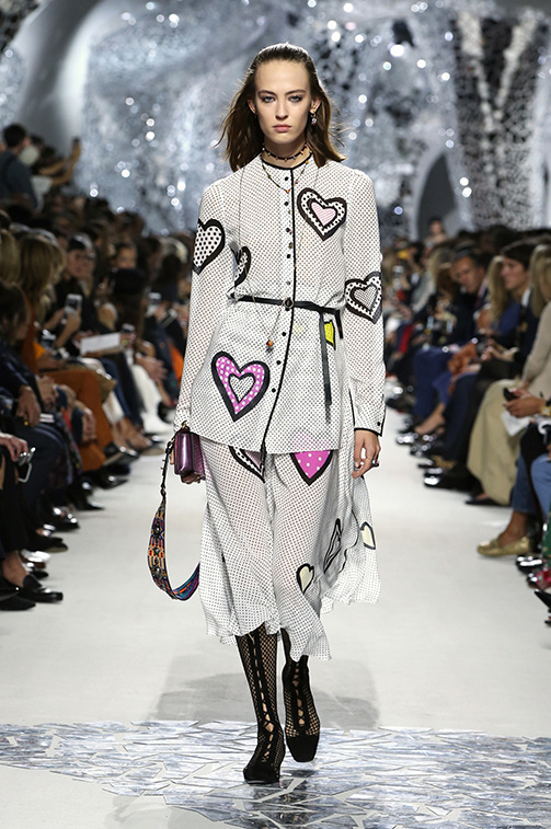 Dior Spring/Summer 2018 Ready-to-Wear Collection