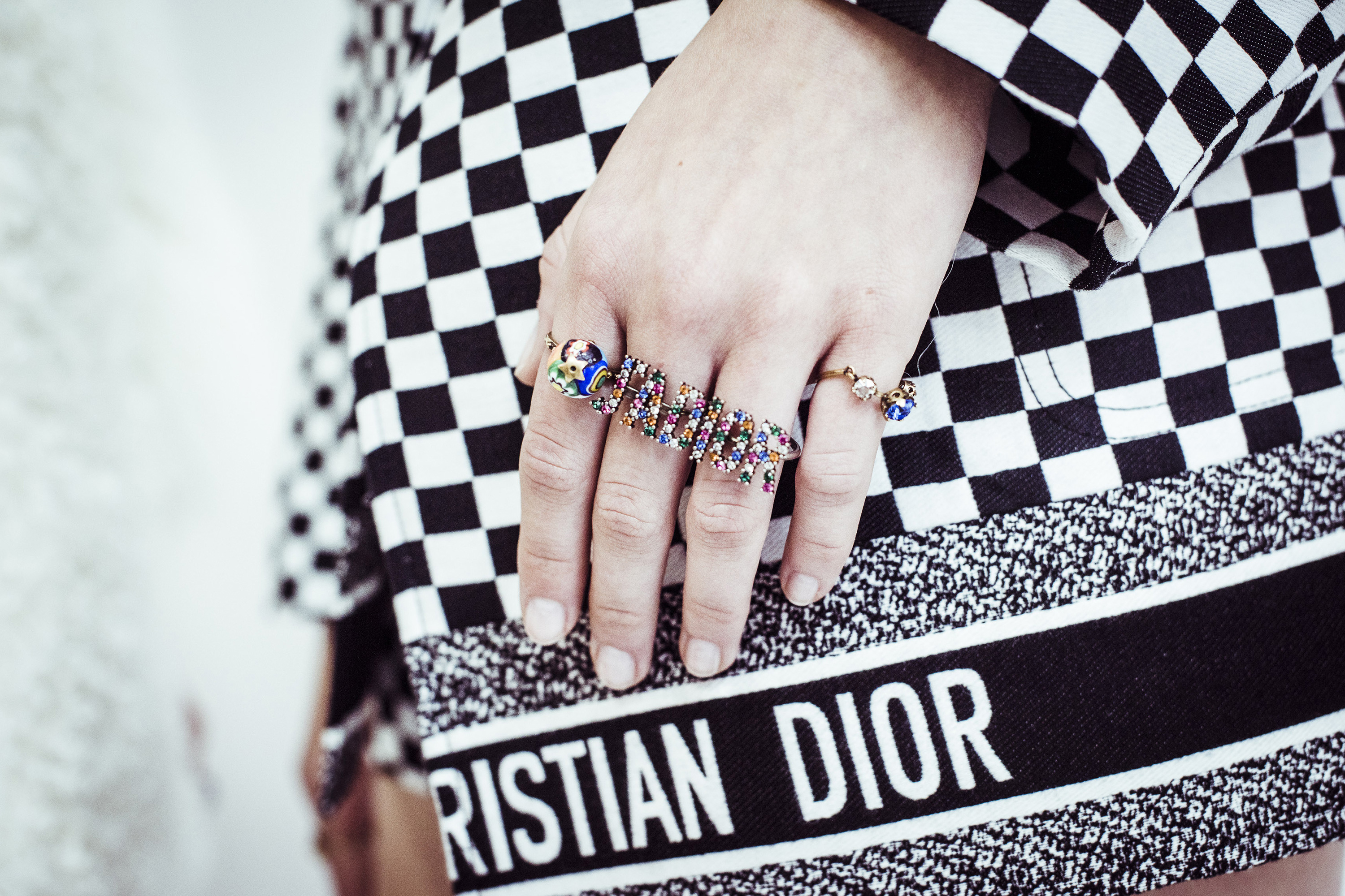 Dior Spring/Summer 2018 Ready-to-Wear Collection - Accessories