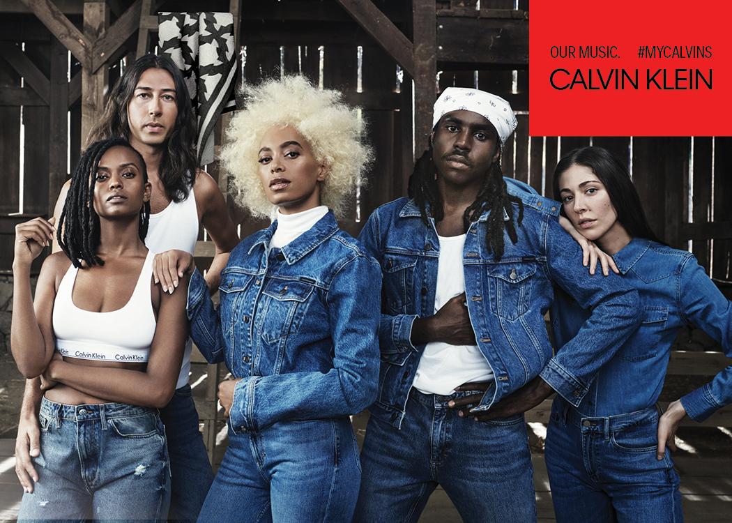 9248b2d9b4c Calvin Klein Underwear and Calvin Klein Jeans Global Advertising Campaign