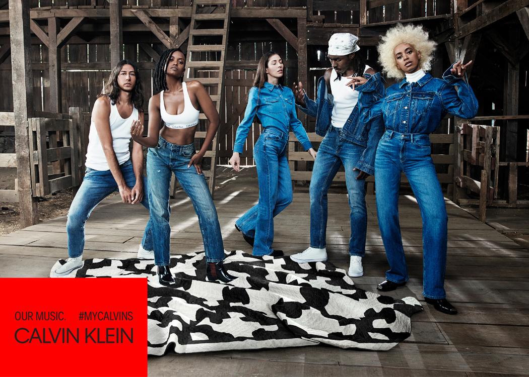 7adb20837a3 Calvin Klein Underwear and Calvin Klein Jeans Global Advertising ...