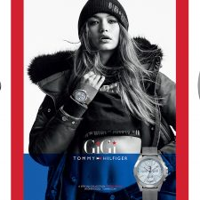 Tommy Hilfiger Announces the Fall 2017 Gigi Hadid Watch of the Season