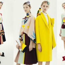 Delpozo Pre-Fall 2018: Captured Beauty