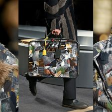 Fendi Fall/Winter 2018/19 Menswear Collection