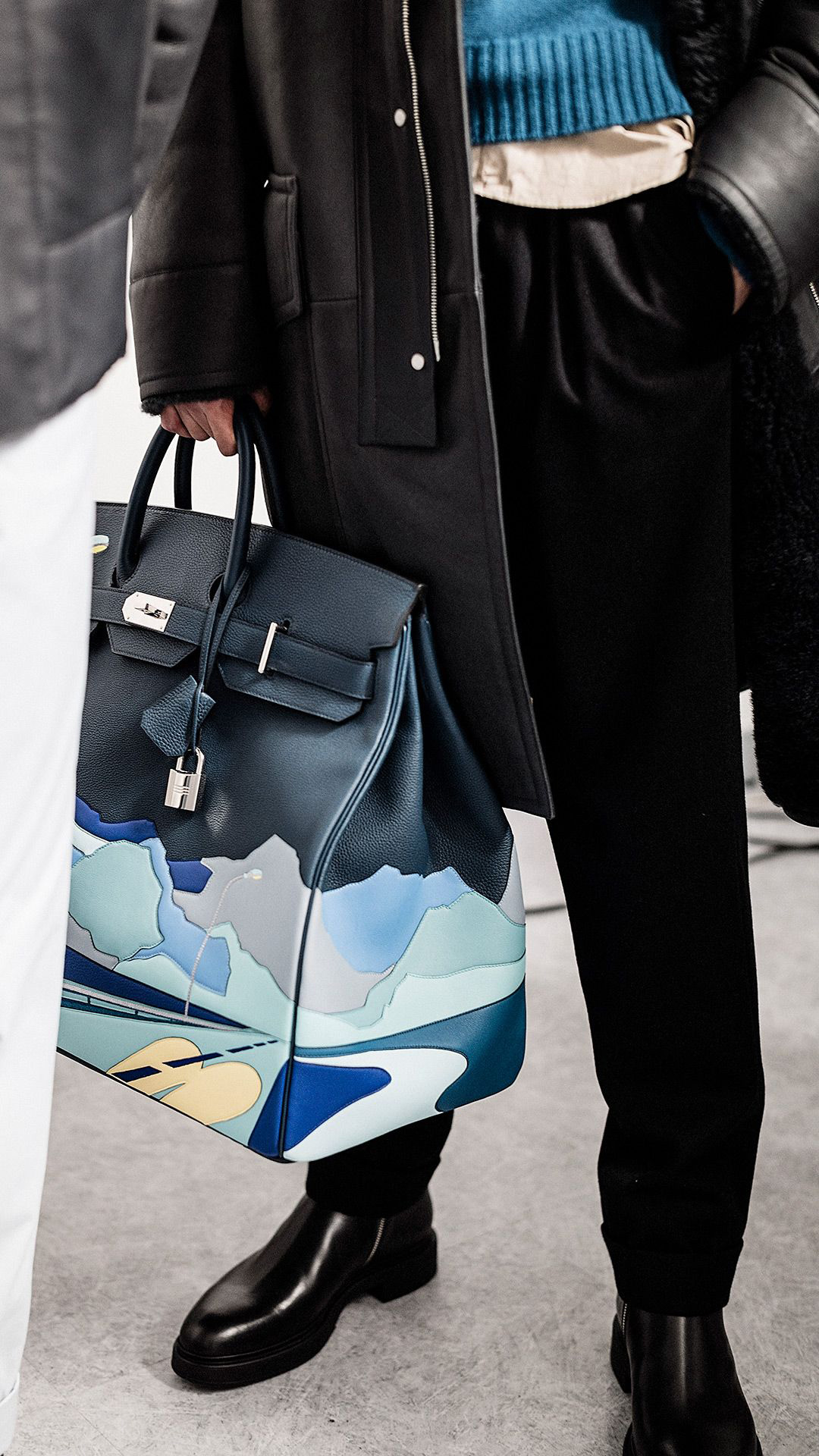 Herm 233 S Fall Winter 2018 19 Menswear Collection Fashion