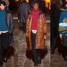 Hermés Fall/Winter 2018/19 Menswear Collection