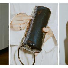 KARA Duffel Wristlet Bags