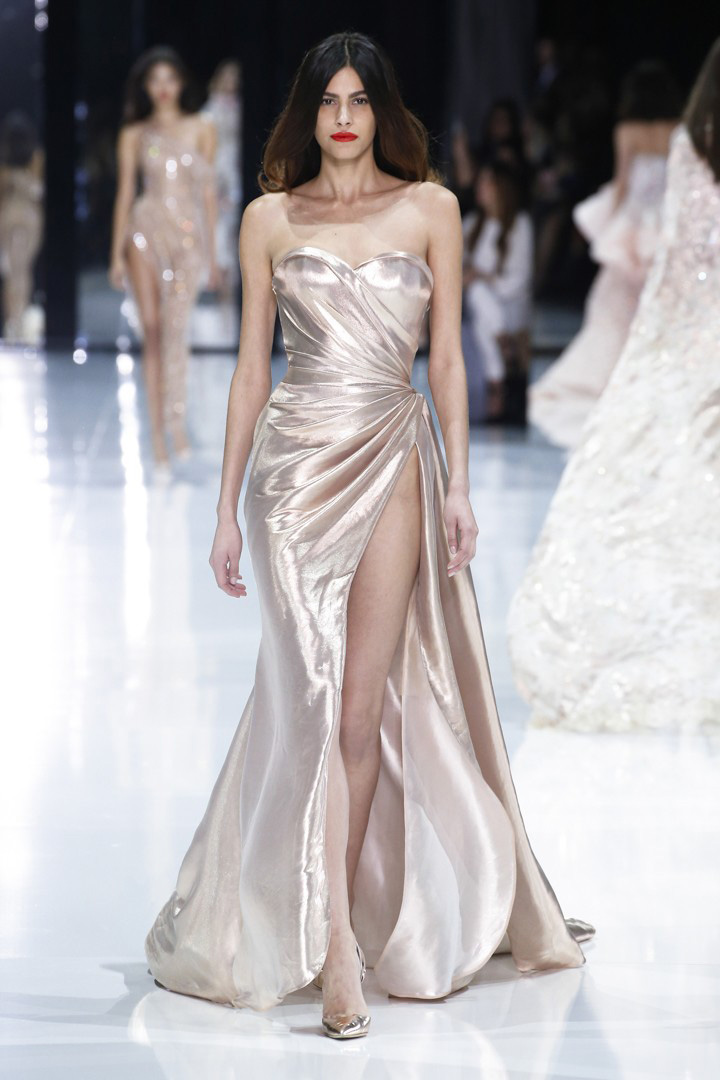 Ralph Amp Russo Spring Summer 2018 Couture Collection