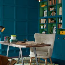 Sherwin Williams' Color of the Year: Oceanside SW 6496