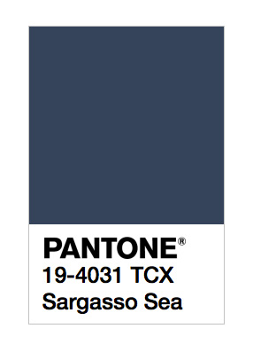 Pantone Fashion Color Trend Report NY Fashion Week Fall ...