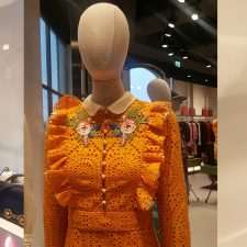 Spring Collections at Milan Fashion Stores | March 2018
