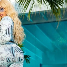 Stefflon Don X boohoo Collection