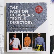 BOOK | The Fashion Designer's Textile Directory By Gail Baugh