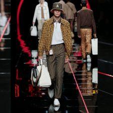 Fendi Spring/Summer 2019 Menswear Collection