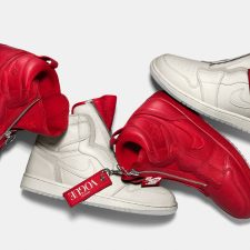 """Edited by Vogue"" Nike Air Jordans"
