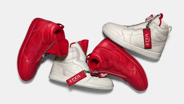 "check out ca559 7b2e1 ""Edited by Vogue"" Nike Air Jordans"