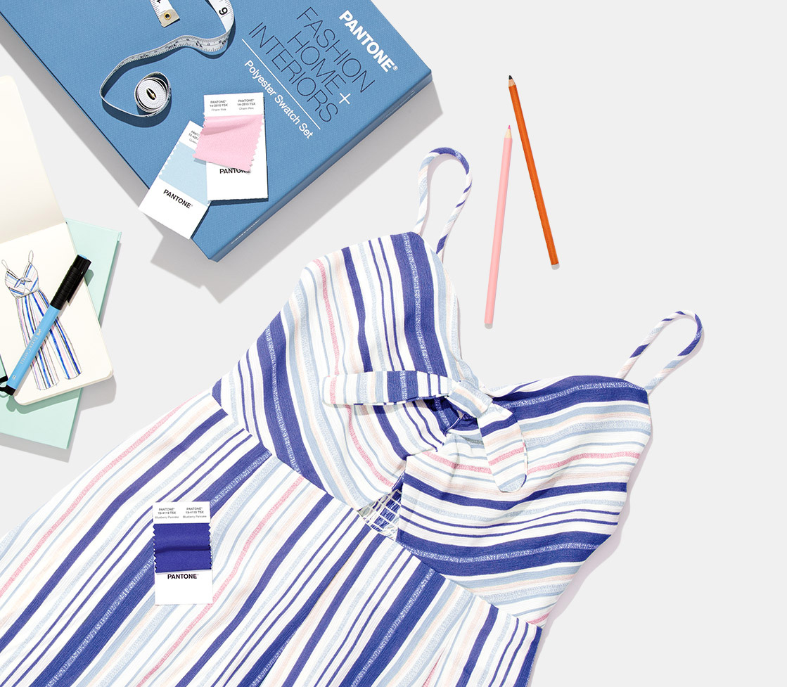 Pantone Polyester Standards For Fashion, Home U0026 Interiors